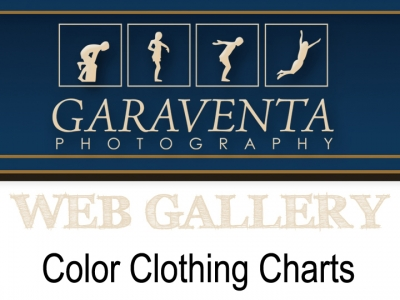 Color Clothing Charts